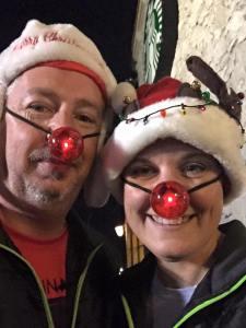 Christmas Run from Starbucks wMRC
